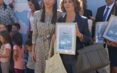 """Zahvala fondacije """"Novak Đoković"""" za obnovo vrtca"""