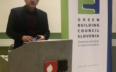 GBC Slovenija s koristnimi nasveti za projektante in upravnike večstanovanjskih stavb
