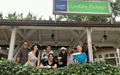 Barvita prenova ljubljanske ljudske kuhinje Pod strehco