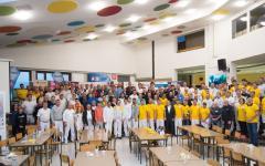 Tradicionalna humanitarna akcija in 21. državno tekmovanje slikopleskarjev