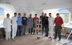 Prenova prostorov Slovenske fundacije za UNICEF