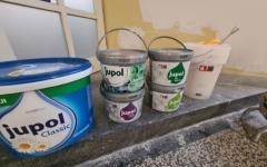 Dijaki Srednje gradbene šole in gimnazije Maribor prebarvali  prostore male mestne tržnice