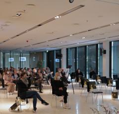 JUB sodeloval na oktobrski konferenci ARHIKULT