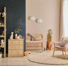 Izboljšanje kakovosti bivalnih prostorov z aktivnimi notranjimi barvami in premazi