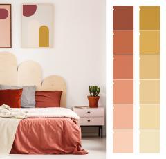 Jesenske barve v interjerju (Kitchy world)