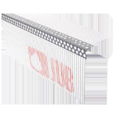 JUBIZOL PVC vogalnik z mrežico